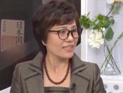 呉善花拓殖大学教授(韓国出身)は結婚して夫や家族がいる?Twitterやブログでの顔画像(写真)と経歴