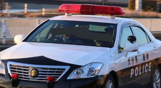 臼杵津久見署パトカーが駐車違反で違反切符の警官は誰?名前や顔画像と田植の参加は勤務中?