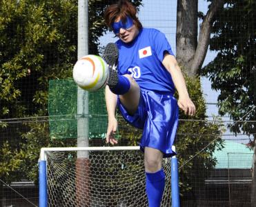 【死因は事故?】石井宏幸ブラインドサッカー元代表が死去 画像と結婚して嫁はいる?