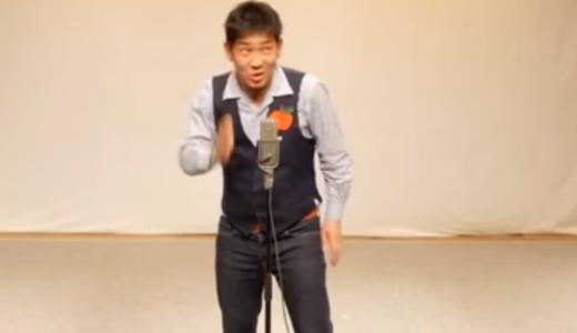 松尾アトム前派出所の出身地と顔画像(写真):子供は?ネタ動画