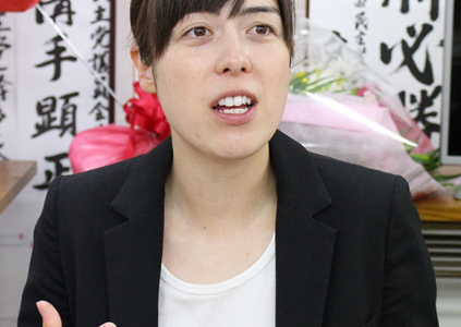小野田紀美議員の結婚と旦那誰?セーラー服でモデル?派閥どこ