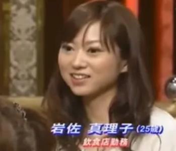 岩佐まりの結婚相手(旦那)は誰で名前は?出身大学と母や兄弟