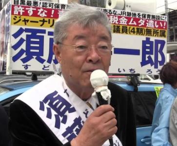 須藤甚一郎死去で死因は多臓器不全の病気|家族と上岡龍太郎とは?